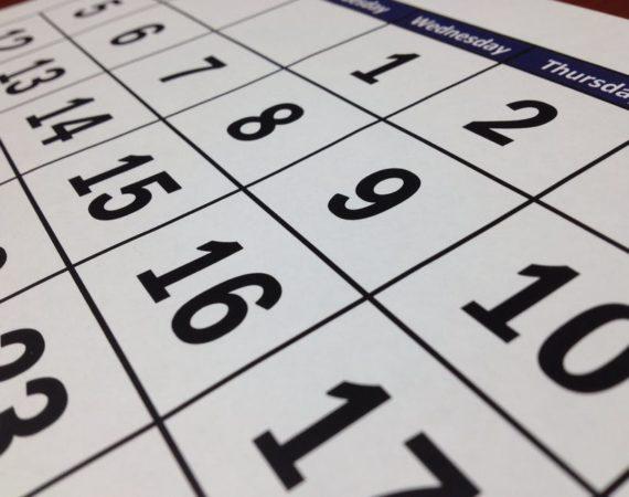 Kalendar kontinuiranih priprema za državnu maturu 2018./2019.